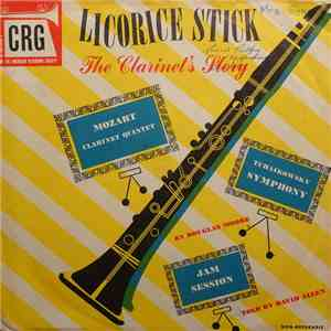 Douglas Moore, David Allen  - Licorice Stick The Clarinet's Story download free