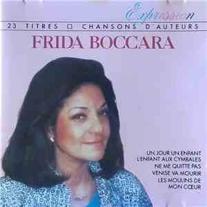 Frida Boccara - 23 Titres Chansons D'Auteurs download free