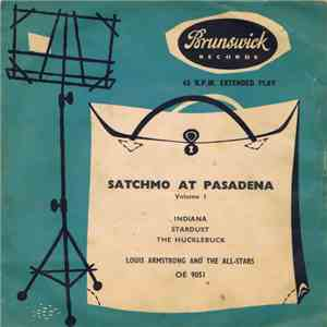Louis Armstrong And The All Stars - Satchmo At Pasadena (Volume 1) download free
